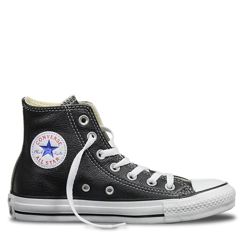 Sale Sepatu Converse Chuck All Leather Ox High Madevietnam chuck all leather high top black converse australia