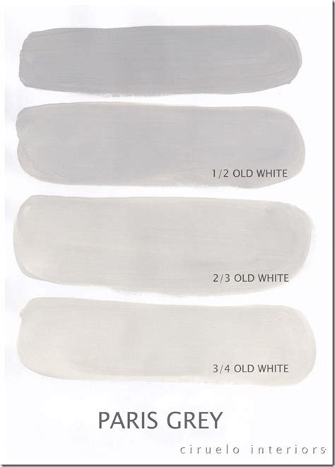 sloan white mix paint chart color