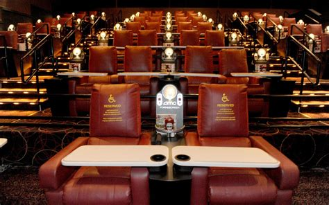 Amc Braintree Recliners by Remodeled Framingham Theater Makes Its Debut