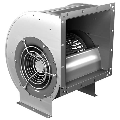 Inlet Forward Curved Centrifugal Fans