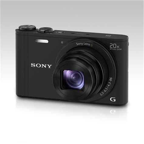 Kamera Sony Cybershot Wx350 wx350 foto kamera mit optischem 20fach zoom