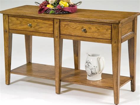 Furniture Lakes by Liberty Furniture Lake House Occasional Sofa Table