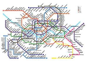 Metro Map by Seoul Subway Metro Map English Version Updated