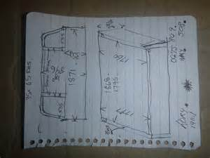 Ute Canopy Frame Plans by View Topic Steel Amp Canvas Ute Canopy Build Thread