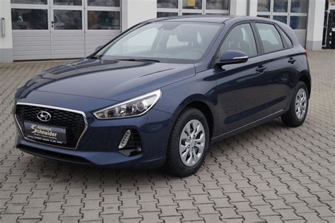 hyundai i30 bluetooth hyundai i30 1 4 select klima bluetooth neuwagen