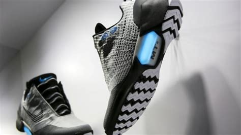 nike s self lacing shoes and other high tech footwear