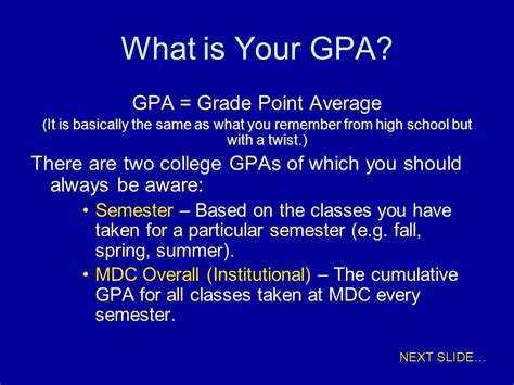 College You Should Be Aware Of mdc academic advisement ppt