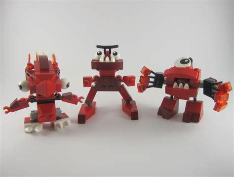 Lego Mixels 1 review lego mixels infernites tribe