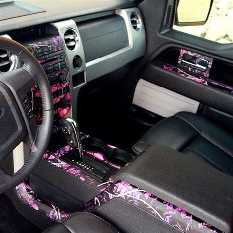 Truck Accessories Interior by Moonshine Muddy Camo Interior Im Getting The Inside