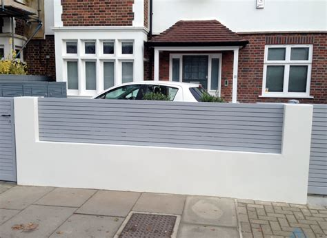 design home front wall front boundary wall designs modern house