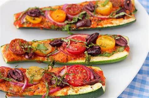 pepperoni stuffed zucchini boats 457 best images about pizza recipes and special flavors on