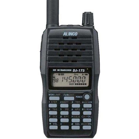 Radio Ht Handy Talky Alinco Dj Crx5 Dual Band alinco dj175 harga ht handy talky