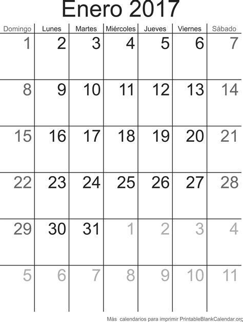Calendario Para Imprimir 2017 Calendarios Para Imprimir Archives Calendarios Para