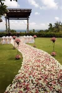 petal aisle runner 20 wedding aisle runners ideas will make your wedding more fabulous tulle chantilly wedding