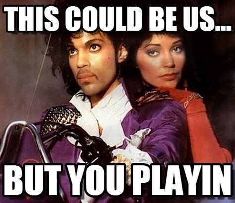 Prince Meme - prince exploits meme with announcement of new solo album