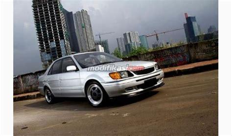 Klip Grill Toyota Soluna jual toyota soluna gli mt silver 2000 modifikasi modifikasi jual beli