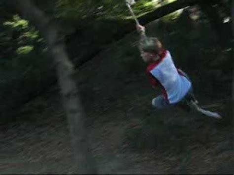 rope swing youtube rope swing spiderman youtube