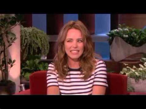 Ellen 12 Days Of Giveaways Wiki - 한글자막 레이첼 맥아담스 오스카 여우조연 후보지명에 대하여