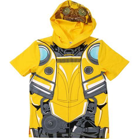 transformers bumblebee boys print tee  boy dress