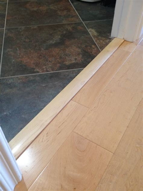 Carlsbad Flooring by Wood Tile Transition Crowdbuild For