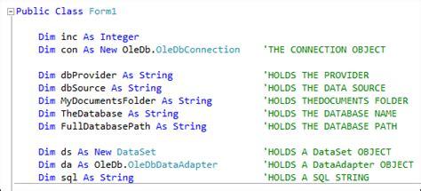 Sle Vb Net Programs For Beginners   visual basic net programming for beginners navigate a