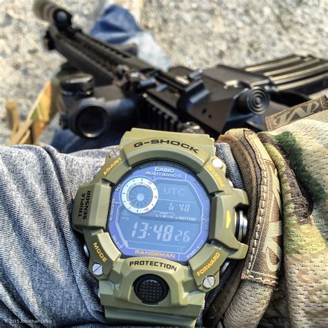 G Shock Gw 9400 Rangeman Black Ii my watches the state of the collection december 2016