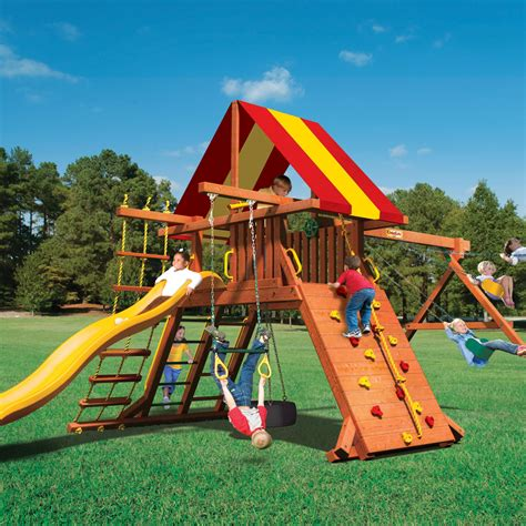 swing sets pittsburgh 100 custom backyard playsets windsor ii wooden