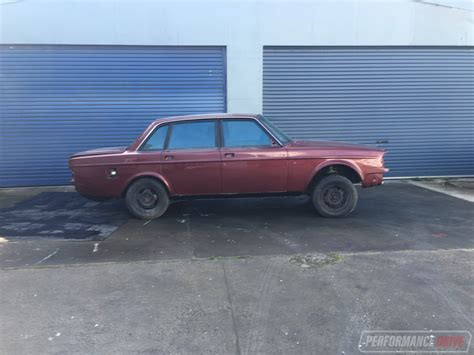 volvo v8 volvo 240 gl ls1 v8 conversion project part 10