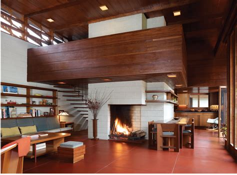 Frank Lloyd Wright Interiors | frank lloyd wright coote and co
