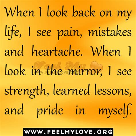 my life on the mirror quotes about life quotesgram