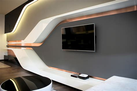futuristic bedroom furniture futuristic approach to home in bulgaria by