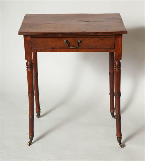 Yew Side Table Yew Wood Side Table For Sale At 1stdibs