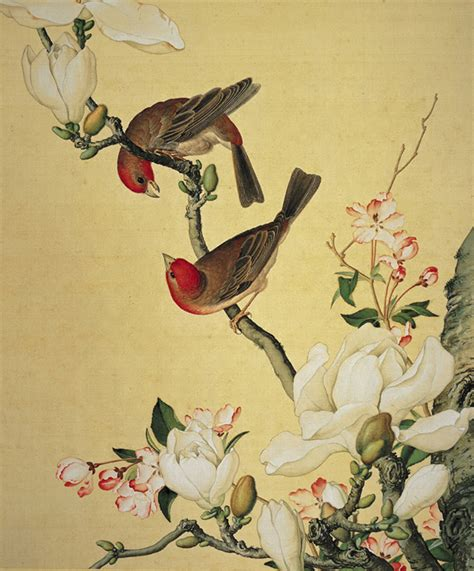 Blossom Shieneng paintings china museum