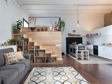 Garage Transformé En Loft by A Barcelone Un Garage Transform 233 En Loft Planete Deco A