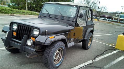 1994 Jeep Wrangler Se 1994 Jeep Wrangler Pictures Cargurus