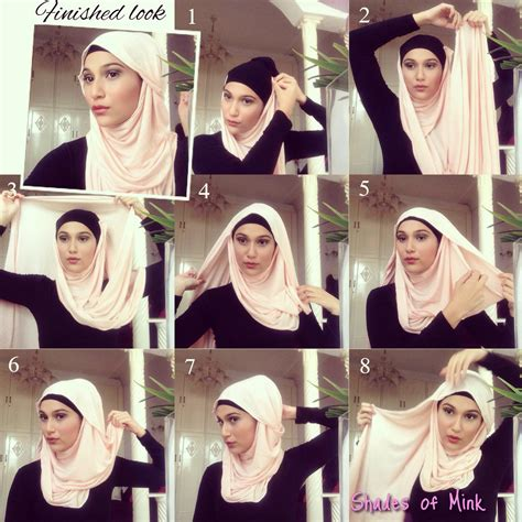 tutorial hijab simple ima scarf tutorial available for wearing simple hijab scarf style