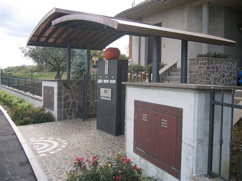 costruire tettoia in ferro tettoia in ferro e rame fferrarini rsm