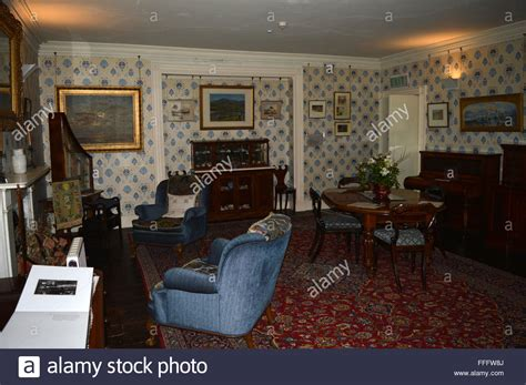 buy house lake district music room at brantwood house coniston lake district stock photo royalty free image