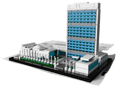 lego headquarters lego architecture united nations headquarters