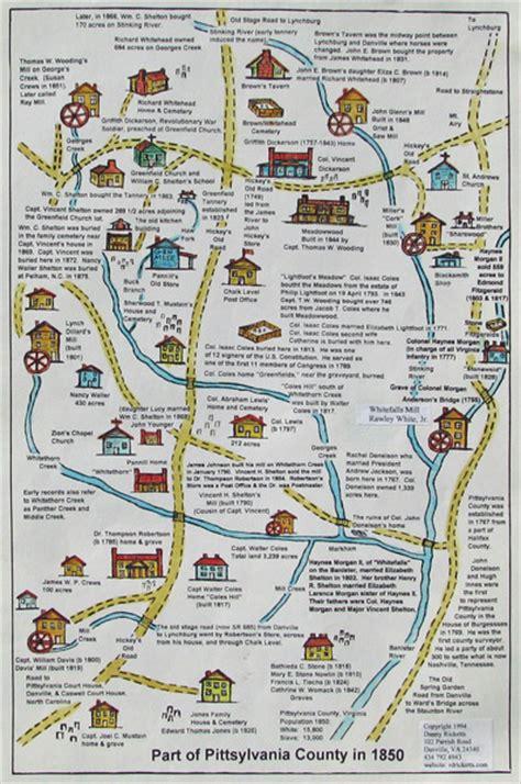 Pittsylvania County Records The History Of Pittsylvania County Virginia Books To