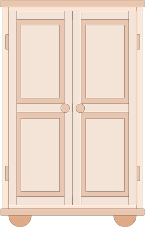 Kitchen Cabinet Doors Online Furniture Cupboard Clip Art At Clker Com Vector Clip Art
