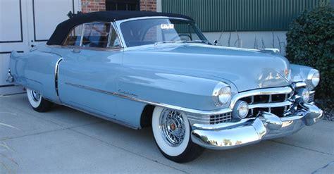 1951 Cadillac Convertible by 1951 Cadillac Series 62 Convertible