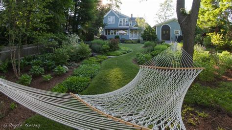 backyard hammock ideas design trends premium psd