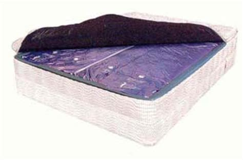 replacement water mattress for soft sided hybrid waterbed northern sleep solutions