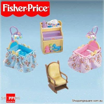 fisher price loving family 3183 premium nursery