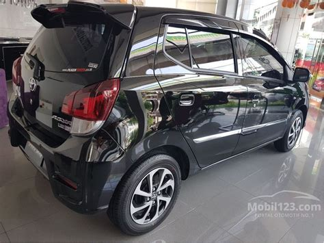 New Toyota Agya 1 2 Trd At jual mobil toyota agya 2017 trd 1 2 di dki jakarta
