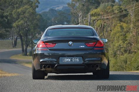 2013 bmw m6 coupe 2013 bmw m6 gran coupe rear diffuser