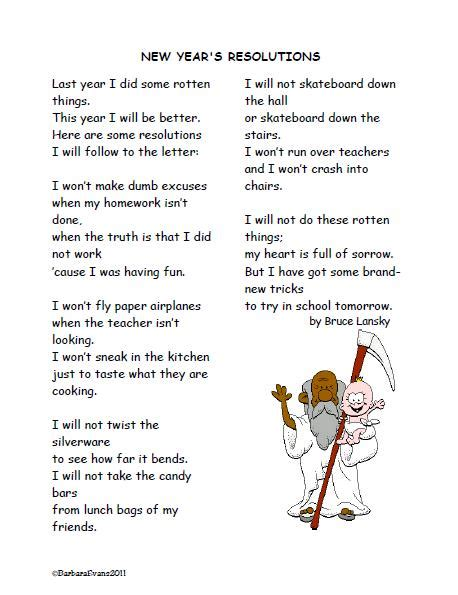 it s about time teachers new year s poem freebie
