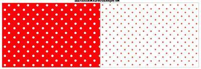 Lu Natal Pink 7 vermelho e branco bolinhas kit completo molduras