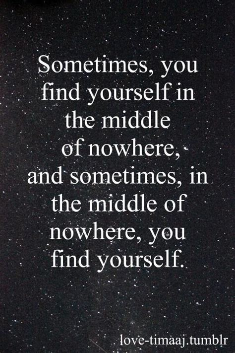 Finding Yourself by Finding Yourself Quotes Quotesgram